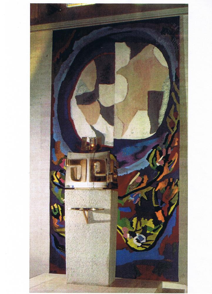Eucharist Tapestry